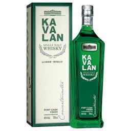 KAVALAN カバラン コンサートマスター シングルモルト 700ml [ウイスキー][ウィスキー]カヴァラン