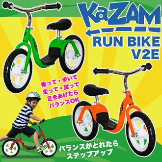哢嚓雨自行車蹣跚學步的平衡自行車 EVA 輪胎平衡自行車自行車訓練 v2e