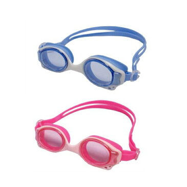 スイミングゴーグル スイムゴーグル ジュニア 子供 子供用 低学年用 スイミング 水中眼鏡 水泳 プール用品 シリコン 海 海水浴 プール ブランド ケース付き YASUDA ヤスダ YG-492