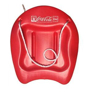 コカ・コーラ コカコーラ SL-28 スノースライダー Sサイズ Coca-Cola ロゴ レッド ソリ スノーソリ そり 雪遊び 雪あそび 雪滑り 雪すべり 草滑り 草すべり ウィンタースポーツ ゲレンデ スキー場