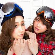 スノーゴーグル セックス レディース スノーボード
