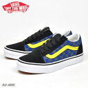 バンズ スニーカー オールドスクール キッズ VANS OLD SKOOL (OTW RALLY) CHECKER/MULTI/BLACK VN0A4BUUV3L