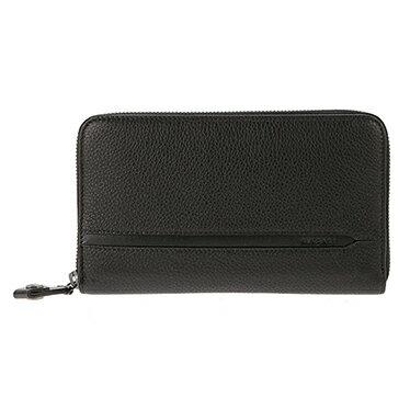 ブルガリ(BVLGARI)長財布 ブラック