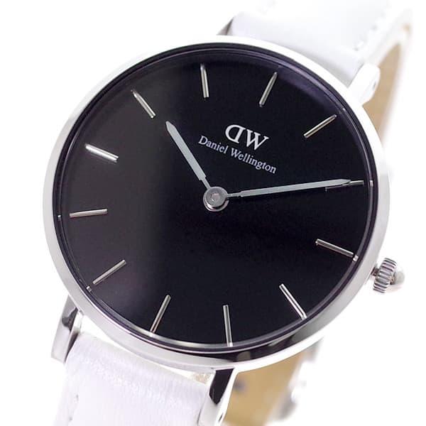 ダニエルウェリントンDanielWellington腕時計メンズレディースユニセックスブラックホワイト
