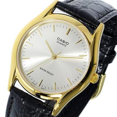 カシオ(CASIO)腕時計 シルバー