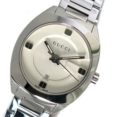 グッチ(GUCCI)腕時計 ホワイト