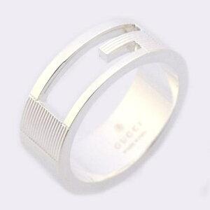 042f1ce83e0b グッチ GUCCI リング 指輪 レディース メンズ ユニセックス ロゴ シルバー 12号