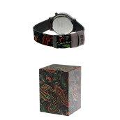 コモノ(KOMONO)Wizard Print-Paisley 腕時計 ガンメタル