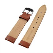 アレス(ALLES)19mm 19mm 腕時計用ベルト ブラウン