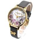【エントリーでポイント10倍6/22 20時〜】オリビアバートン OLIVIA BURTON 腕時計 レディース レザーベルト