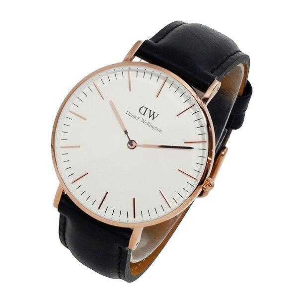 ダニエルウェリントンDanielWellington腕時計メンズレディースユニセックスレザーシェフィールド36mm