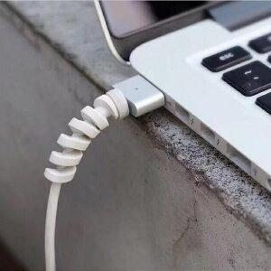 iPhoneケーブルLightningケーブル断線防止ケーブルガード保護プロテクター4個セットツイスト
