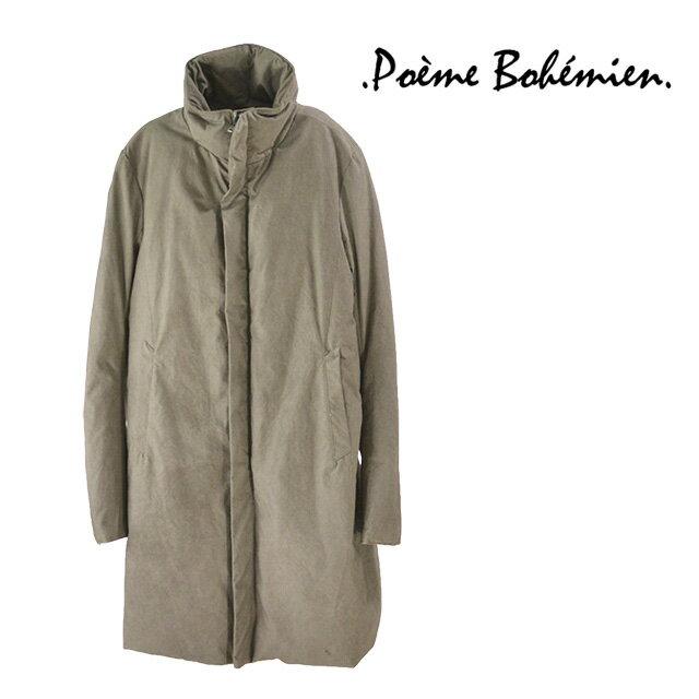 メンズファッション, コート・ジャケット Poeme Bohemien 100
