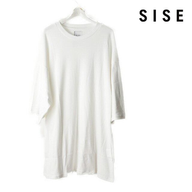 SISE シセ 6L T-SHIRTS ビッグTシャツ  ビッグT ビッグシルエット メンズ  【正規取扱店】  プレゼント ギフト