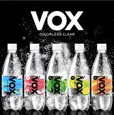 炭酸水 500ml×24本 送料無料 超・強炭酸水 世界最高レベルの炭酸充填量5.0! VOX 国産 軟水 スパークリングウォーター プレーン 選べる5種類(プレーン・シリカ・ミント・レモン・コーラ)