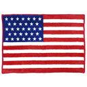 アメリカン フロアマット 星条旗 Stars&Stripes USA ...