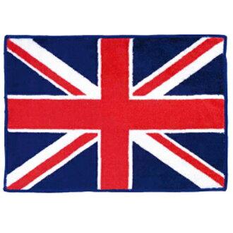 聯盟傑克地板墊墊英國國旗聯盟傑克室內裝飾織物貨物玩具地板門廚房墊地毯的地墊