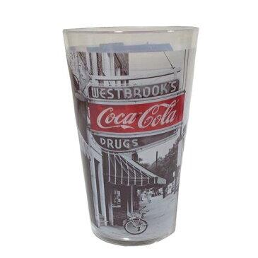 コカコーラ プラスチック タンブラー 食器 【NOIR】 Coca-Cola アメリカン雑貨 コカ・コーラ パーティ コーラ グッズ アメリカ 雑貨
