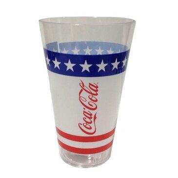 コカコーラ プラスチック タンブラー 食器 【USA】 Coca-Cola アメリカン雑貨 コカ・コーラ パーティ コーラ グッズ アメリカ 雑貨