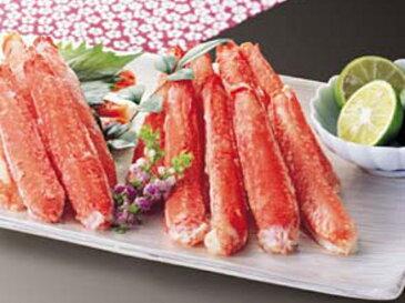 【送料無料】【冷凍】ゆでずわいがに棒肉350g(約20〜25本) 【国分】【産直】