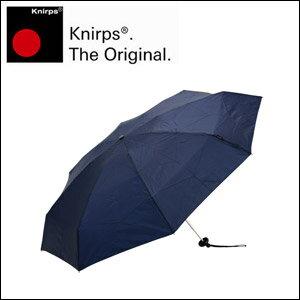 Knirps(クニルプス)折りたたみ傘手開きX1(Navy)