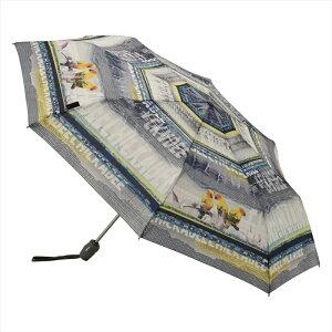 クニルプスT.200ミディアムデュオマティック全22柄折りたたみ傘自動開閉アマゾナス8本骨53cm