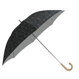 コルコショートスライド式全8柄長傘手開き日傘/晴雨兼用コールミー8本骨50cm