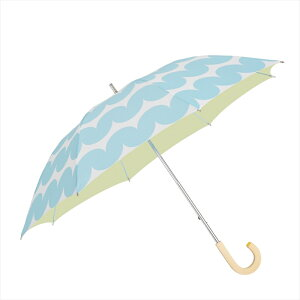 コルコ長傘手開き日傘/晴雨兼用傘中棒伸縮傘全6色スティナ8本骨50cm