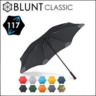 BLUNT(ブラント)長傘手開きCLASSIC(2ndGeneration)ブラック