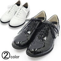 バーニヴァーノエナメルスニーカーBAW-KKS4187BARNIVARNO靴シューズ30代40代50代60代