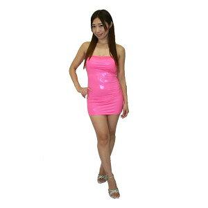 b3d8c04d5fc5a コスプレ衣装 コスチューム 箔コーティングボディコンワンピース セクシーワンピース ストレッチワンピース ミニワンピ マイクロミニワンピ