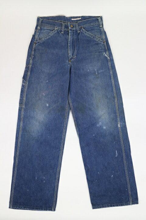 Vintage 40年代 Lee Painter Pants(リー ペインターパンツ)アメリカ直輸入:W.H.E
