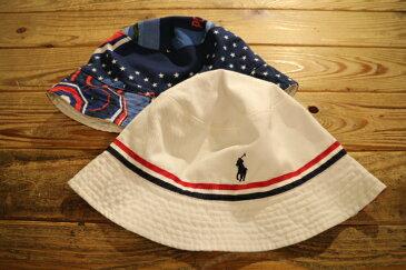 POLO RALPH LAUREN / OLYMPIC USA Reversible Bucket Hat(ポロラルフローレン チームUSA オリンピック モデル バケットハット)