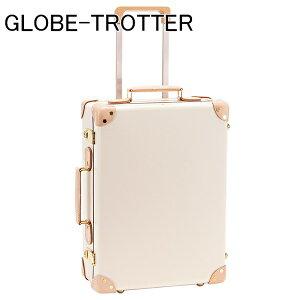 グローブトロッター GLOBE-TROTTER キャリーケース スーツケース バッグ 鞄 かばん 旅行かばん 旅行鞄 SAFARI 18 トロリーケース サファリ アイボリー GTSAFIN18TC IVORY NATURAL 正規品 セール 送料無料ブ