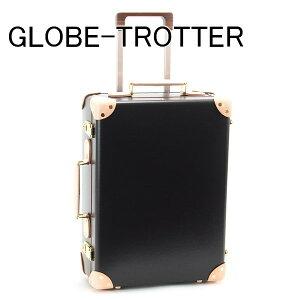 グローブトロッター GLOBE-TROTTER キャリーケース スーツケース 18 トロリーケース サファリ ブラウン/ナチュラル GTSAFCN18TC