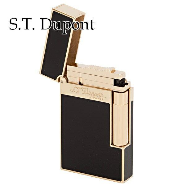 新品 エステー デュポン S.T.Dupont ライター メンズ 喫煙具 LIGNE2 ライン2 モンパルナス イエローゴールド 16884 正規品/ボーナス お中元 セール 2017/ブランド品/あす楽:ワールドインポート