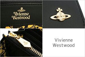 ヴィヴィアンウエストウッドVivienneWestwood財布長財布メンズレディースラウンドファスナーヴィンテージWATERORB3118M12