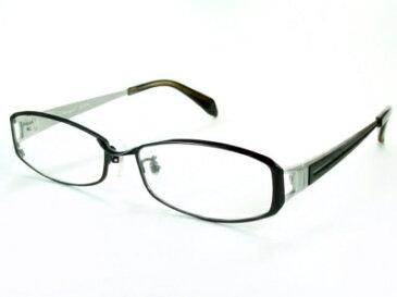 【メーカー完売】BrownSuger ブラウンシュガー フレーム BS7728-4 ブラック/シルバー【レンズ付セット】【送料無料】