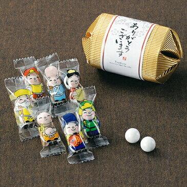 プチギフト 結婚 内祝 寿俵 チョコボール(七福神デザイン)追加1個 お祝い プレゼント