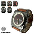 MODULE LEDアナログウォッチ アナログ 腕時計 メンズ【5,400円以上お買い上げで送料無料】