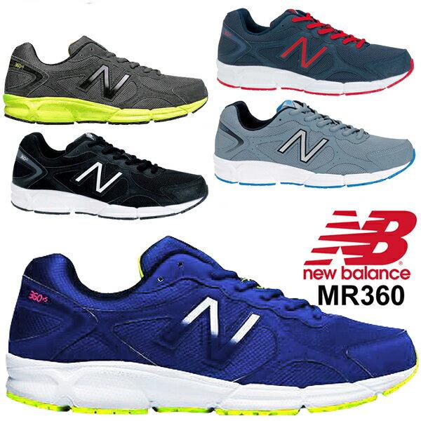 96b71e83b20 NEWBALANCE new balance mens running shoes sneakers walking shoes  MR360
