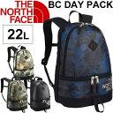 THE NORTH FACE デイパック BCデイパック ノースフェイス タウンユース バックパック ティアドロップ型 カジュアルバッグ かばん メンズ レディース BC DAY PACK 通勤・通学 リュックサック/NM81504