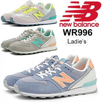 新平衡女士運動鞋WR996 new balance鞋鞋正規的物品低切女性女鞋/WR996