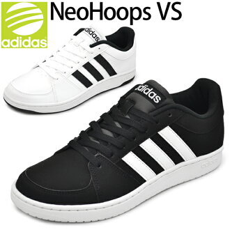 愛迪達人運動鞋adidas NEO新鐵環VS低切鞋男性adidas neo NEOHOOPS VS鞋B74507/B74506休閒鞋鞋/NeoHoops-VS
