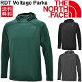 ノースフェイス/THE/NORTH/FACE/メンズ/長袖/Tシャツ/GTD/ロゴクルー/NT11798ノースフェイス/THENORTHFACE/メンズ/パーカー/RDTVoltageParka/NT11779