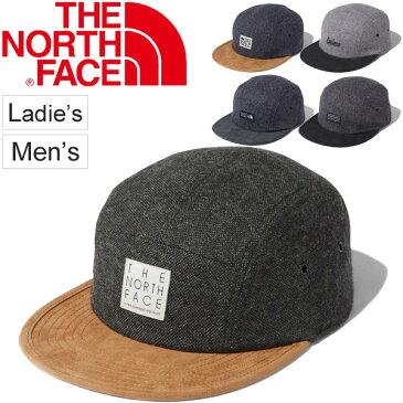 キャップ 帽子 メンズ レディース/ノースフェイス THE NORTH FACE ファイブパネル キャップ/男女兼用 ウール カジュアル シンプル おしゃれ ぼうし/NN41713-
