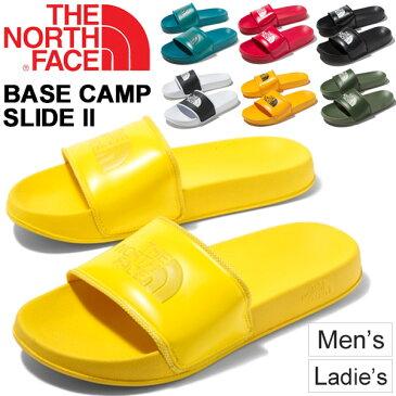 スポーツサンダル スライドサンダル メンズ シューズ ノースフェイス THE NORTH FACE ベースキャンプスライド2/スポーツ アウトドア 男性 シャワーサンダル レジャー 普段履き 靴/ NF01940