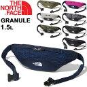 ウエストバッグ ウエストポーチ メンズ レディース ノースフェイス THE NORTH FACE グラニュール/アウトドア 1.5L ヒップバッグ/スポーツ カジュアル バッグ GRANULE 鞄/ NM71905