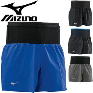 ランニングパンツ ショートパンツ メンズ ミズノ mizuno マルチポケットパンツ/スポーツウェア ジョギング トレーニング 男性 練習 短パン/J2MB8510