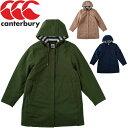 中綿ジャケット コート レディース アウター/カンタベリー CANTERBURY インサレーションジャケット/撥水 防寒 保温 スポーティカジュアル 女性 オーバーサイズ 上着/WA70713